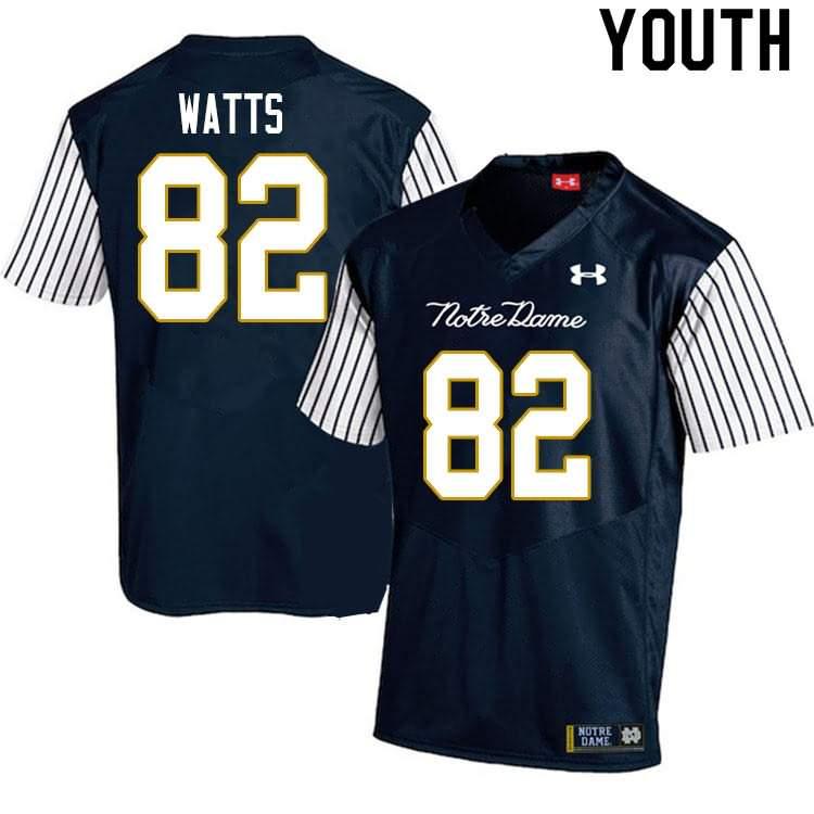 Xavier Watts Jersey - Notre Dame Football Jerseys - College ...